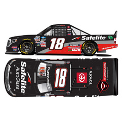 Chandler Smith #18 NASCAR TRUCK 2021 KBM Toyota Safelite...