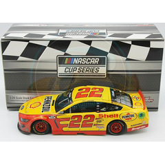 Joey Logano #22 NASCAR 2021 TP Ford Shell Pennzoil 1:24...