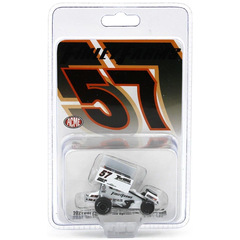World Of Outlaws Kyle Larson #57 SPRINT CAR 2021 Finley...