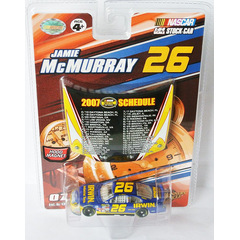 Jamie McMurray #26 NASCAR 2007 RR Ford Irwin Tools 1:64 +...