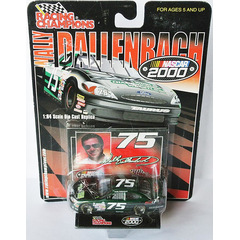 Wally Dallenbach #75 NASCAR 2000 GM Ford WCW / RedCell...