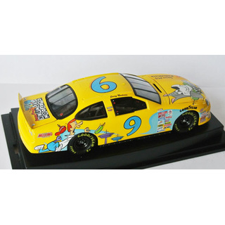 Jerry Nadeau #9 NASCAR STOCKCAR 1999 MR Ford Cartoon Network The Jetsons 1:24