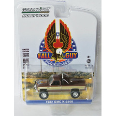 Greenlight Hollywood 1982 GMC K-2500 PICKUP - Fall Guy -...