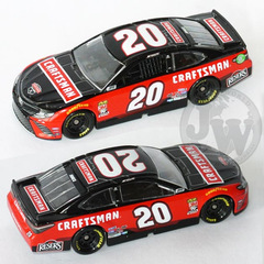 Erik Jones #20 NASCAR 2019 JGR Toyota Craftsman 1:64