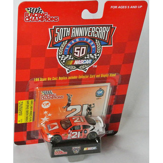 Michael Waltrip #21 NASCAR 1998 WBR FORD Citgo Goodwill Games 1:64