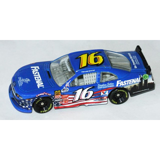 Trevor Bayne #16 NASCAR NATIONWIDE 2011 RFR FORD FASTENAL HONORING OUR HEROES 1:64