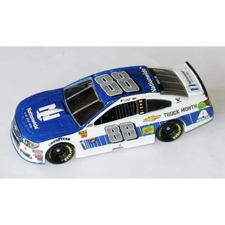 Dale Earnhardt jr. #88 NASCAR 2017 HM Chevrolet Nationwide Chevy Truck Month 1:64